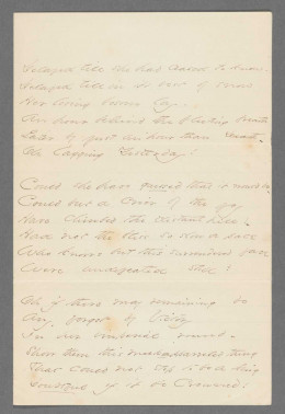 Houghton archive for Emily Dickinson