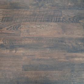 Popular wood plank look flooring