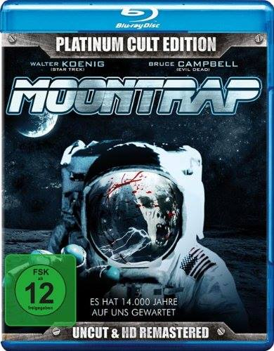 Why is the German Blu-Ray's cover art so much cooler than the U.S. one?