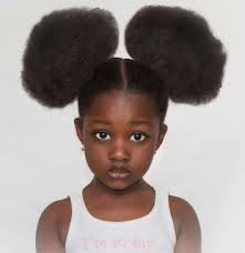 The natural state of Black hair... and it is beautiful