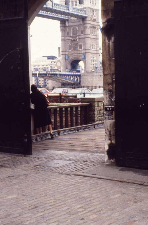 London ~by JR Hager