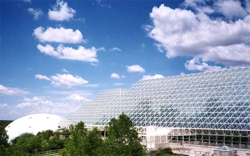 The Biosphere 2 is located on a 40 acre science campus that is has been owned by the University of Arizona since 2011.