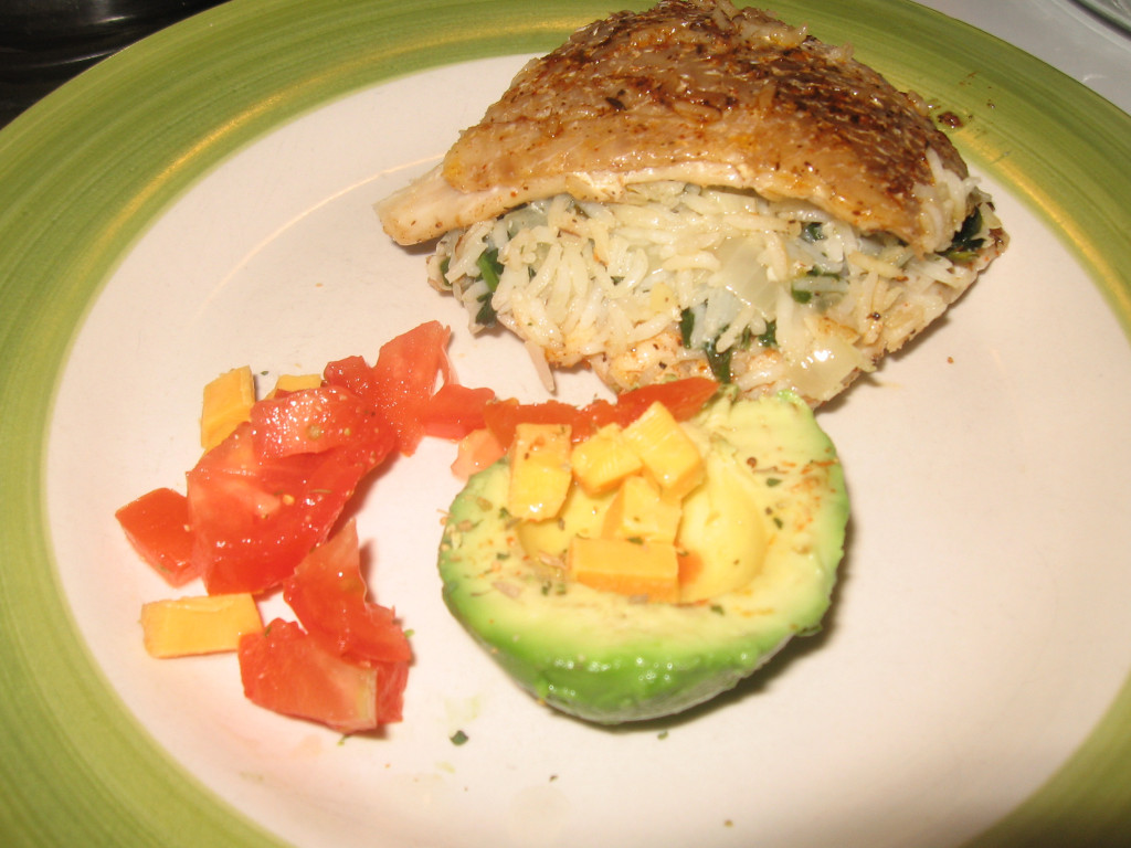 Happy wife happy life cook book stuffed fish fillets for Stuffed fish fillets