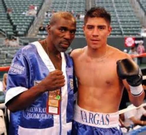Roger Mayweather trained Jesse Vargas at one time. Presently Robert Alcazar, Oscar De La Hoys's first trainer, trains Jesse Vargas.