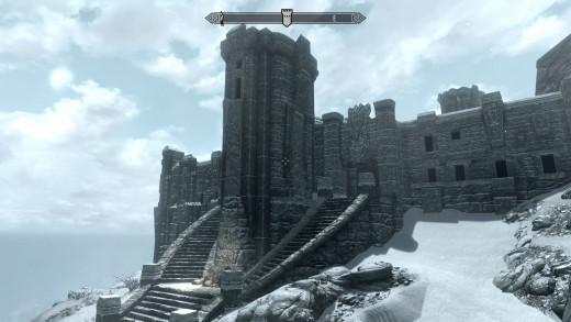Welcome to High Hrothgar, where people learn how to shout correctly.