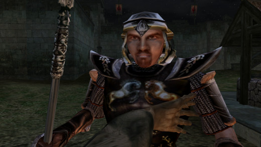 While drinking people got better as the series evolved, eating them reached its peak in Morrowind.