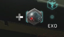 The Drone Icon is shown next to the D-Pad symbol, this indicates that it is currently the selected drop. Press up or down on your D-Pad to change select another drop.