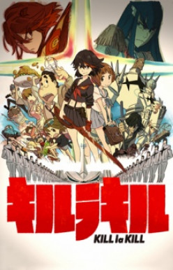 Anime: Kill la Kill An example of a magical girl anime with fanservice elements with a mixture of shoujo and shounen themes, but is classified as Seinen.