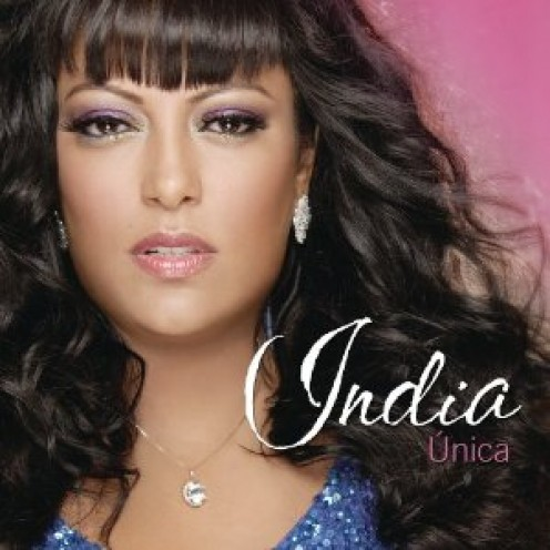 This is La India. She is the singer I was talking about. She has a website where you can hear a little of her music on the homepage. It's elmundodeindia.com