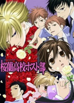 Anime: Ouran Highschool Host Club - A shoujo/gender bender/comedy anime that has romantic and harem elements to it.