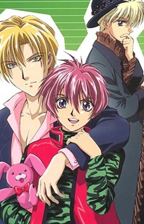 Anime: Gravitation - An example of shounen ai anime with music and comedy elements.