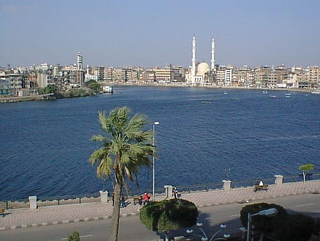 Damietta city today