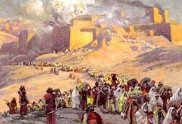 Multitudes of Israelites