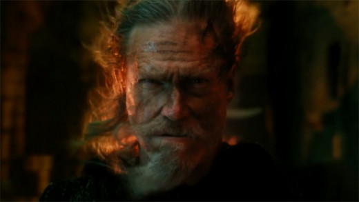 Oh, Jeff Bridges. What were you thinking when you decided to star in this thing? :(