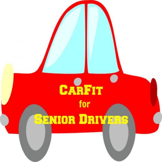 "CarFit is a free program for seniors to ensure that car and driver are a ""good fit."""
