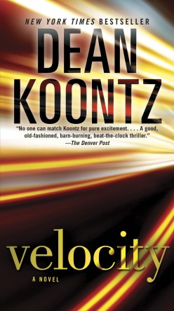 Dean Koontz, Velocity Book Review