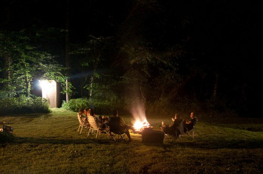 Dave Herholz Campfire stories