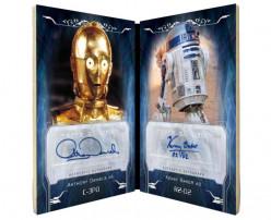 2015 Topps Star Wars Masterwork Trading Cards