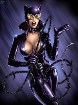 Catwoman fan art