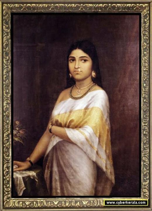 A Malayali Lady