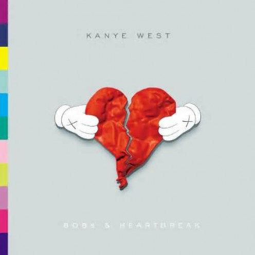 Kanye West, to be fair, has made some excellent songs and great albums in general. 808s and Heartbreak is an excellent album no matter what genre of music you listen to.