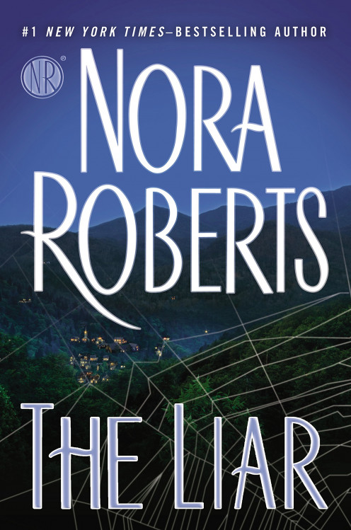 The cover of Nora Roberts Novel, 'The Lia