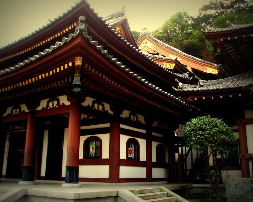 Shrine of Kannon