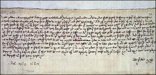 The oldest Valentine - written by Charles, Duke of Orleans