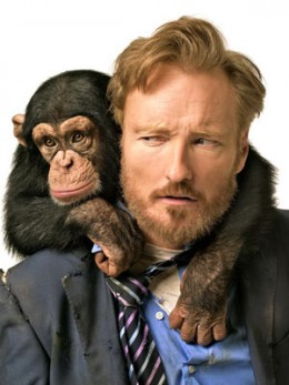 Monkey around with Conan.