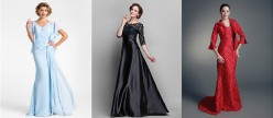 Elegant and Body-Flattering Mother of the Bride Dresses