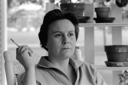 "Nelle Harper Lee about 1960, when ""To Kill a Mockingbird"" was published."
