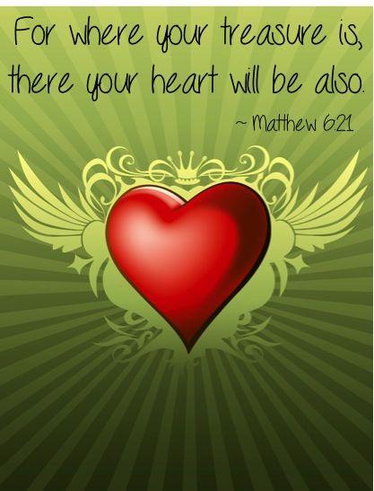 Open your heart.