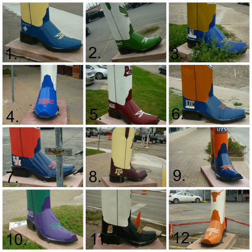Botas de Mercedes Quiz pictures