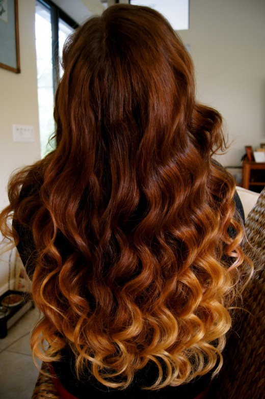 different ways to curl hair