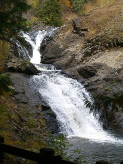 Elk Creek Falls: The Highest Waterfall In Idaho