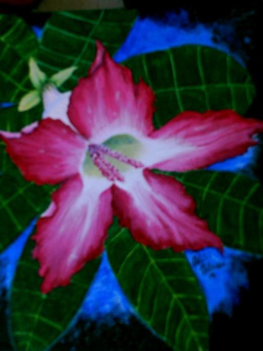 Eternal Blossom: anniversary flower that will last forever.