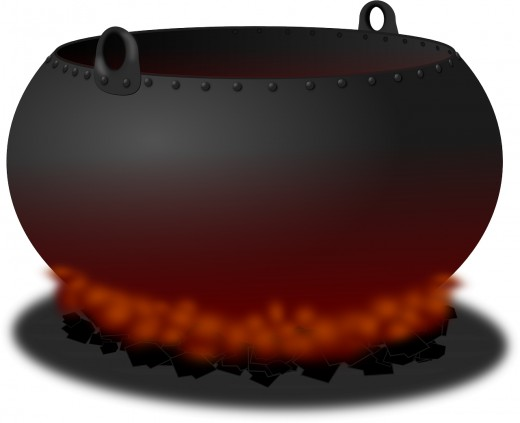 Crazy Sadie's Cauldron of Death.