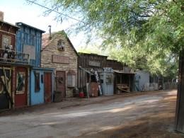 More of Main Street in Alkali Flat
