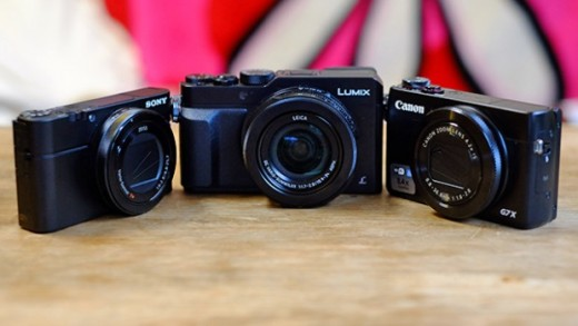best P&S digital compact cameras with large sensor