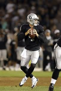 Many said that Derek Carr was the best quarterback in the draft.  They may be right.
