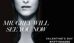 50 Shades of Grey Breaks  Record With $81 Million