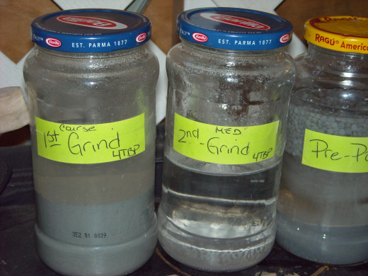 A Brilliant Idea.... Storing Grits after Use