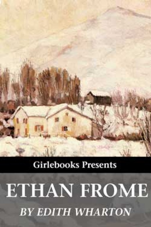 a life of discontent in ethan frome by edith wharton Edith wharton's brief, yet tragic novella, ethan frome, presents a crippled and   and ethan's vacant world seems to be awoken from his discontented life and.