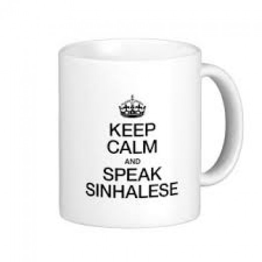 Learn to speak sinhala