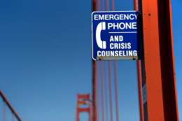 Don't do anything drastic. If you need help, please call someone. You can get through it!