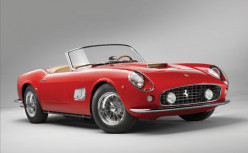Review of 1961 Ferrari 250 GT SWB California Spider