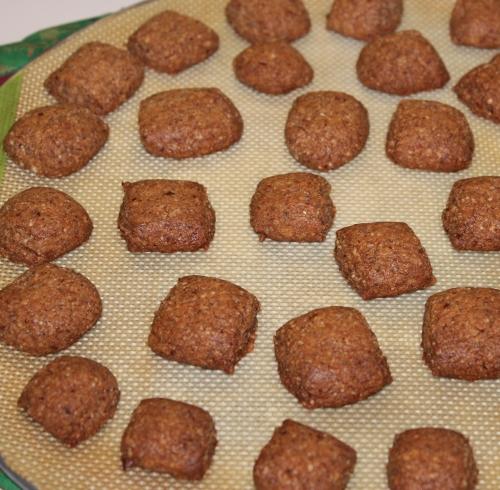 Baked Ginger Bites