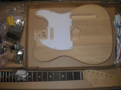 Build an Electric Guitar