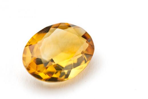Citrine Yellow Gemstome
