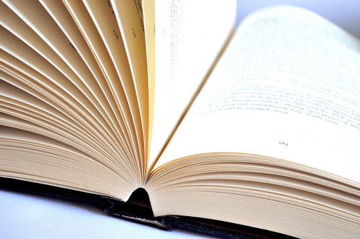 Three-Act Structure in books